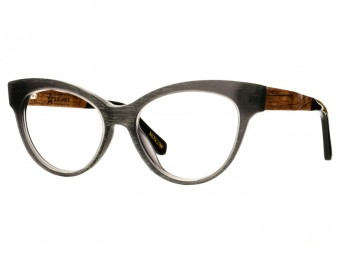 COCO Black Wood frame
